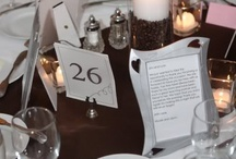 Centerpieces / by Chris Martin
