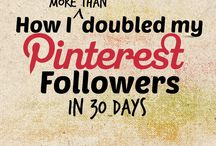Pinterest Tips and How To's