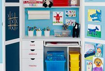 craft /playroom / by Randee Mecham
