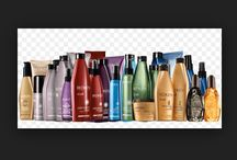 Our Products / Products we use in our Salon