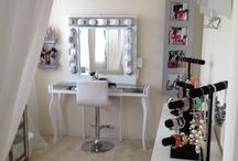 Home Office / Glam Room