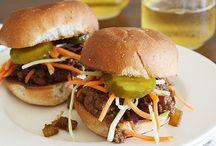 hamburger style meals