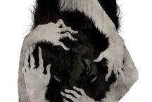 Idéias p tattoos (ilustrações) / inspirações a partir de ilustrações e desenhos