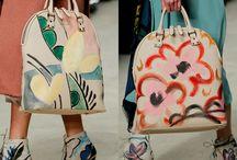 bolsos pintados