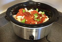Crockpot  / Cooking with a crockpot