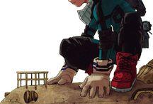 。o♡ Boku no Hero Academia ♡o  。 / LOVE THIS ANIME SO MUCH!!!!!