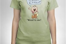 T-shirts for Teaching