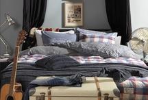 Bed textiel :luxe dekbedovertrekken, spreien,dekens / Inspirerende ideeën, verfrissende interieurtips en de nieuwste slaap trends.