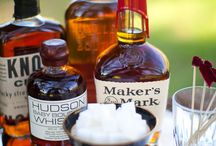 Bourbon and Bacon, chocolate and vodka / by Molly Markey
