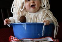 Kiddie Costumes