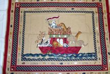 Craft: Fabric-Noah's Ark