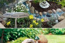 정원 가꾸기