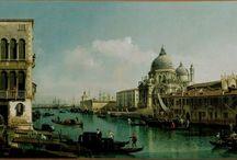 Ea: Canaletto / Giovanni Antonio Canal, meglio conosciuto come il Canaletto (Venezia, 17 o 18 ottobre 1697 – Venezia, 19 aprile 1768)