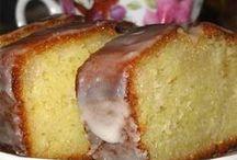 влажный пирог
