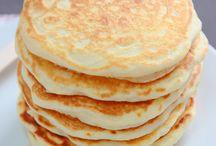 Petit déj/ breakfast / All receipt for breakfast