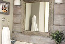 Beachhouse bathroom