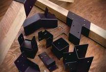 Łączniki stalowe konstrukcji drewnianych