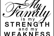 WHAT I LOVE.MOST( FAMILY!) / by Livia Velit