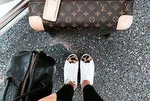 Travel bag & stuff