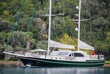 SAILING NOUR / #gulet, #yacht, #bluevoyage, #yachtcharter, www.cnlyacht.com