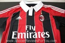 2012 Serie A Kits