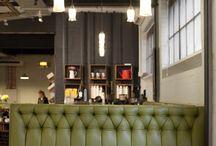 Cafe/restaurant interiors