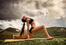 namaste yoga / Yoga life