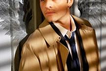 Misha Collins (castiel)