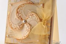 Cards Greeting / Paper crafts / by Joyce Bange Roth