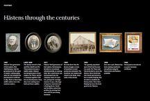 Hastens Heritage / Hastens through the centuries.