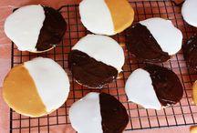 Cookies, Cupcakes, Brownies and Bars