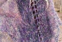Ponchos / Handmade knit and crochet ponchos by Overstreet Hudson