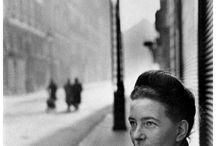 Beauvoir, Simone de & Sartre