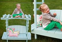 Home: Outdoor kids furniture
