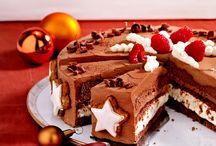 Weihnachtstorten / Die besten Rezepte für himmlische Weihnachtstorten-Kreationen aus Sahne, Marzipan, Schokolade, Nougat und Co.