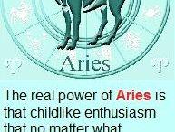 Aries  / by Christina Baca