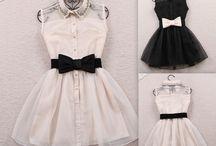 roupas de garota