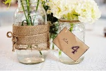 Decorations, cakes & centrepieces / Some great ideas for gorgeous centrepieces, delicious cakes and other wedding decorations