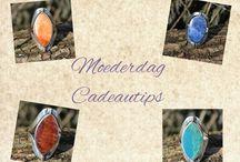 Moederdag cadeautips / Moederdag cadeautips. Prachtige en unieke zilveren sieraden