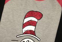 Dr. Suess tshirt