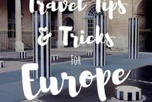 European Travel Tips Group Board / Let's travel Europe together and share our best European travel tips with each other! All we ask is that you share the love by repinning and sticking to the board topic. Topic: European Travel Tips To Join: Follow @travelescaped on Pinterest & this group board. Send me a PM to request access!