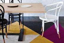 Interior design - Soft furnishings - Geometric
