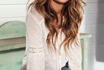 Beautiful hair ♡ / natural beauty