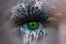 Art - Eyes on Art / by David Sarenco