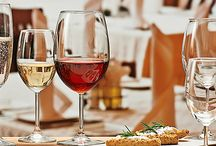 Restaurant Wine Service / A range of wine service options for Restaurants, Pubs, Hotels and Banqueting. Beautiful wine and champagne glassware.