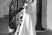1960's Mad Men Wedding / Big hair and sleek lines.  It's a sixties wedding.
