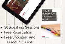 Homeschool Conferences and Conventions