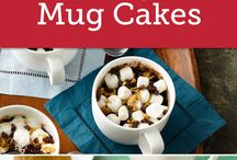 Recipes - Mug Cakes