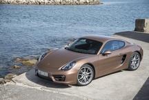 Porsche - The Latest Range