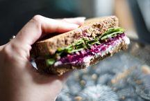 Healthy Sandwiches / Learn how to make delicious and healthy sandwiches / by Livia Ly, MS, RD, LDN